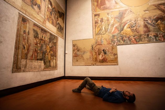 Ateliersi, Di bocca in bocca, Pinacoteca Nazionale di Bologna. Photo © Margherita Caprilli U Lab