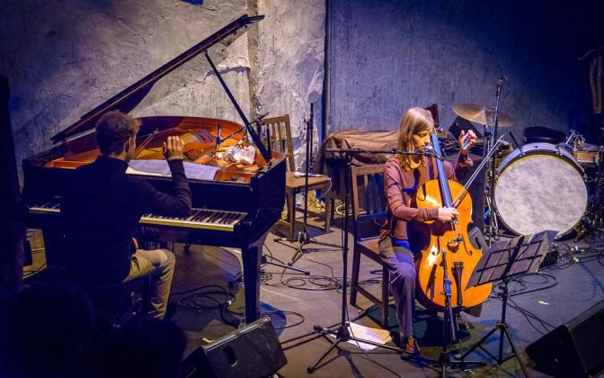 Berrill Graziano duo