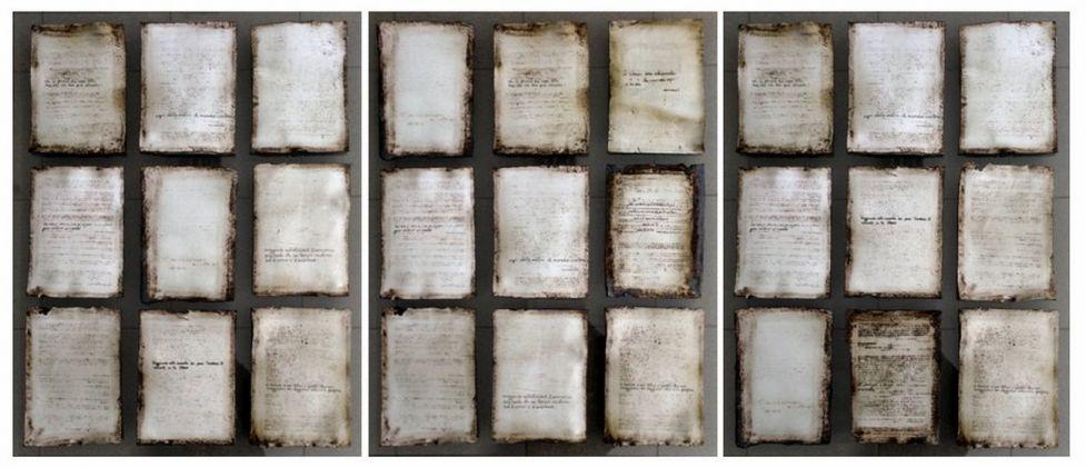 Biennale dei Licei Artistici, Roma 2018. 3° Premio. Memorie del viaggio. Liceo Enzo Rossi di Roma