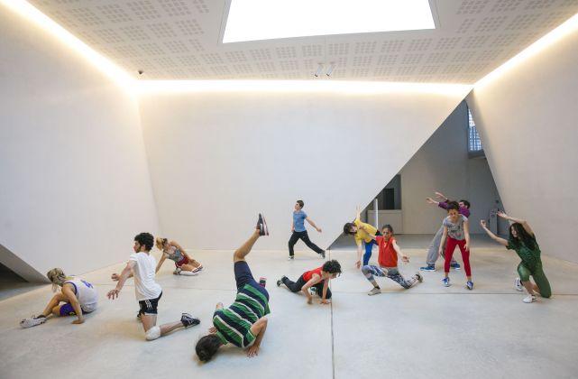 Biennale Danza 2015 Collettivo Cinetico, © Palazzo Grassi, ph: Matteo De Fina
