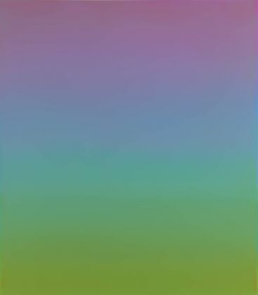 Boo Saville, Chara (Joy), 2018, Oil on canvas, 2440 x 2130mm ©Boo Saville, Courtesy Newport Street Gallery