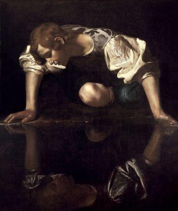Caravaggio, Narciso. Roma, Gallerie Nazionali Barberini Corsini