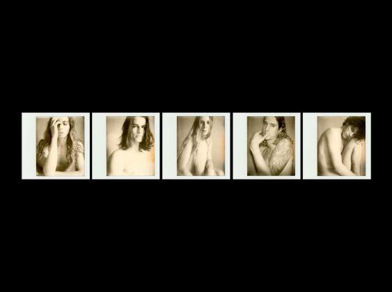 Christian Boaro, The Naked Truth. Sepia