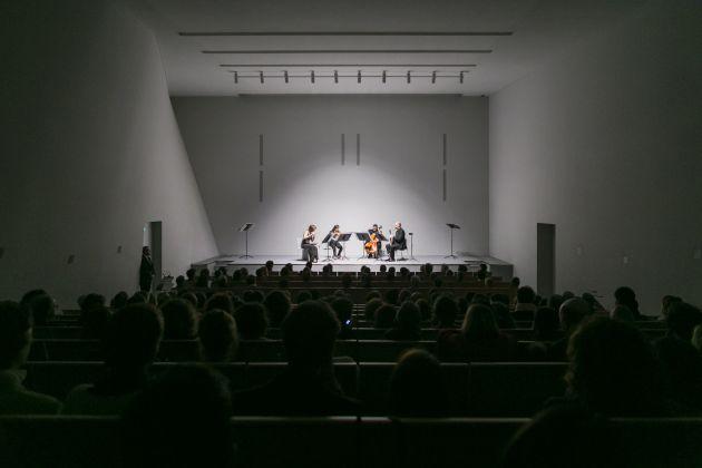 Concerto Ensemble intercontemporain, © Palazzo Grassi, ph: Matteo De Fina