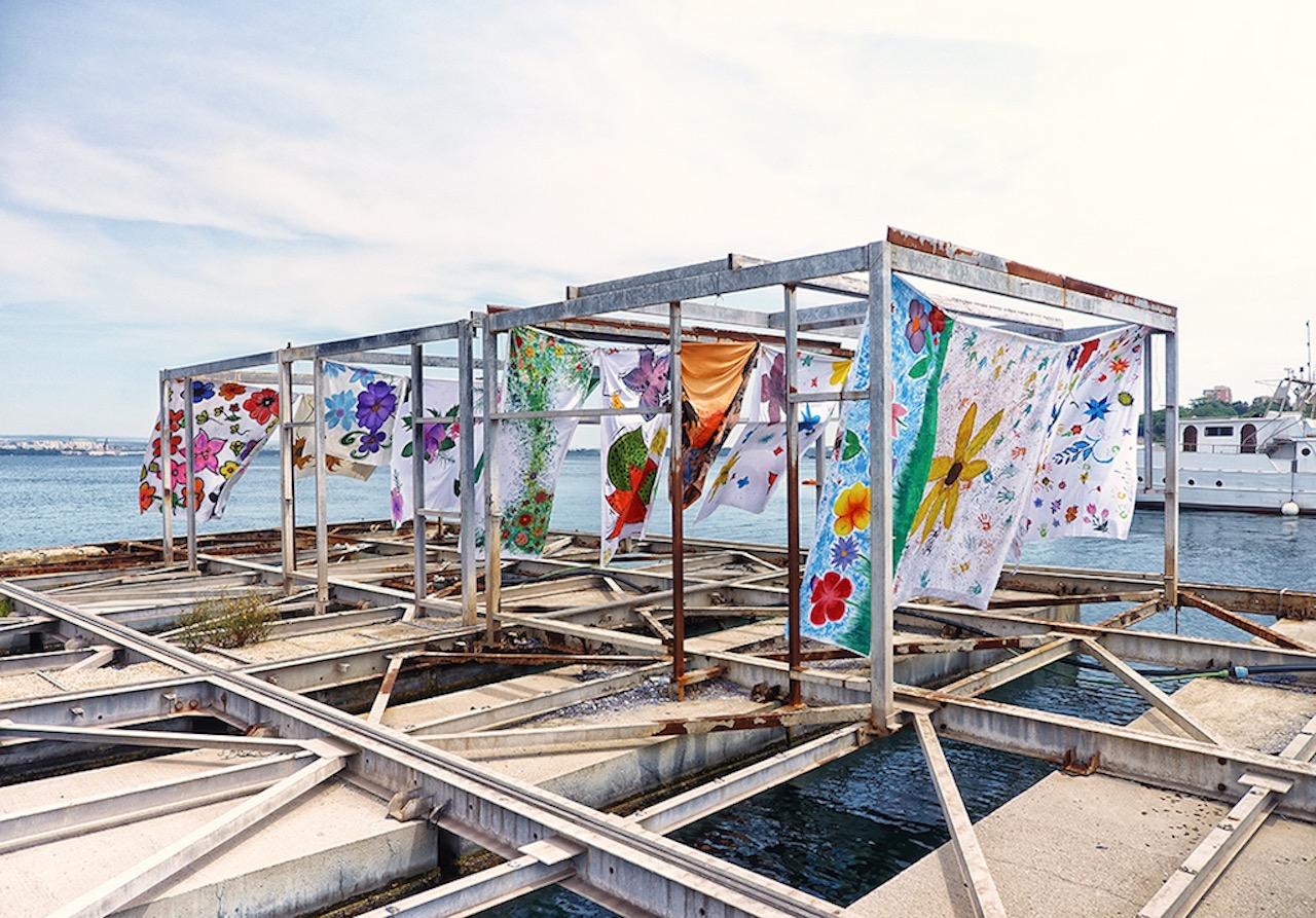 Taranto Opera Viva, Orto Urbano su relitto in Mar Piccolo