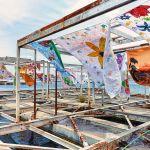 Taranto Opera Viva, orto urbano su zattera del Mar Piccolo