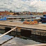 Taranto Opera Viva, decoro urbano su relitto in banchina del Mar Piccolo