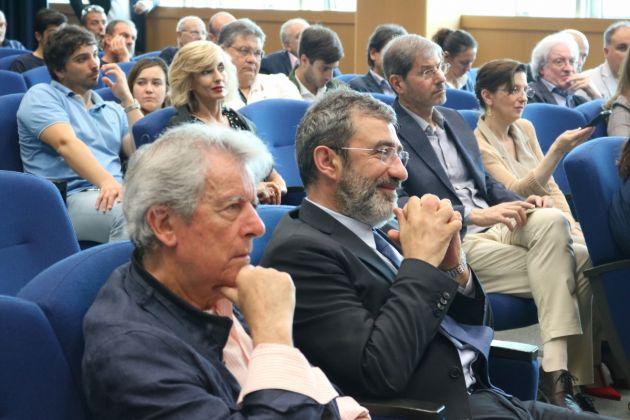 Diego Esposito col Rettore, Università degli Studi di Teramo