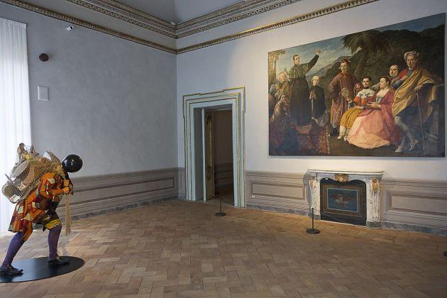 Eco e Narciso. Ritratto e autoritratto nelle collezioni del MAXXI e delle Gallerie Nazionali Barberini Corsini. Roma, 2018. Photo Riccardo Pompili