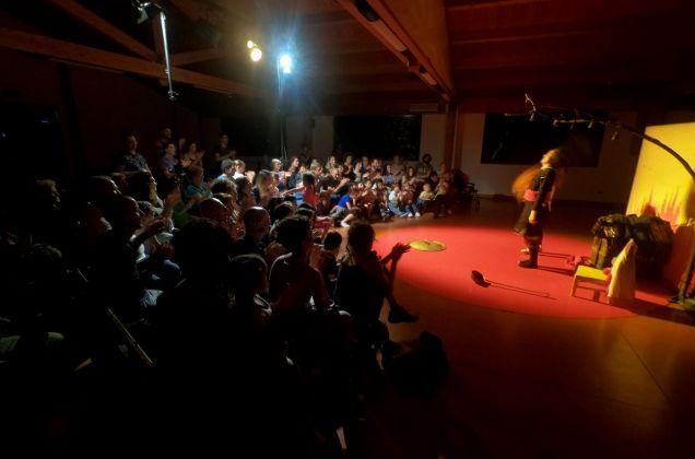 Emiliano Pergolari, Con la bambola in tasca di Teatro delle Briciole
