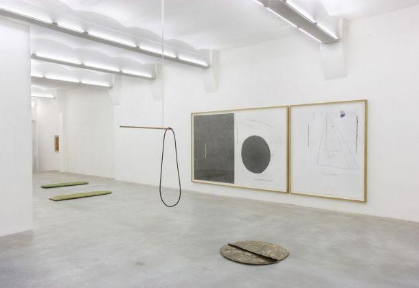 Esther Kläs, Our Reality (more), 2016, exhibition view, SpazioA, Pistoia