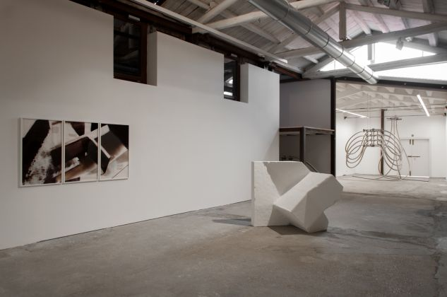 Extedend architectures, exhibition view at Galleria Alberta Pane, Venezia 2018, photo Irene Fanizza