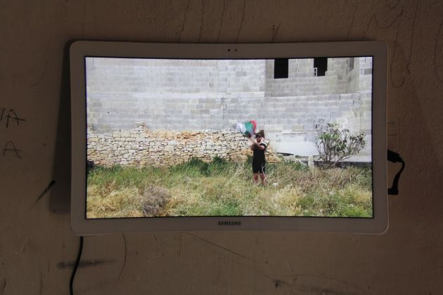 Filippo Minelli. Photo Wolfgang Träger. Courtesy Manifesta 12, Palermo 2018