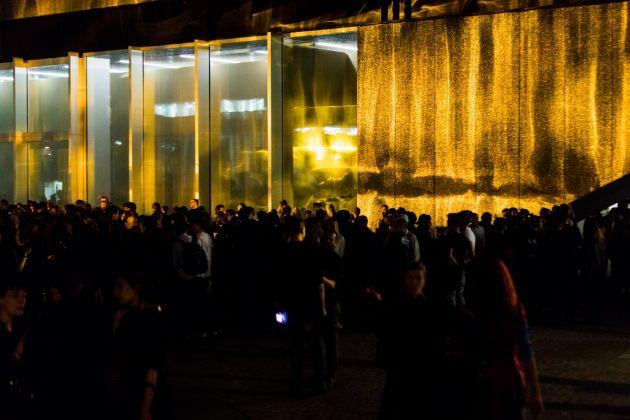 Fondazione Prada, I WANT TO LIKE YOU, Photo Ugo Dalla Porta