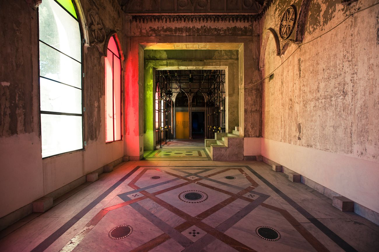 Centro storico di Palermo (c) Manifesta. Photo CAVE Studio