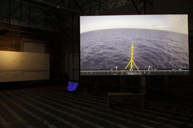 Forensic Oceanography. Photo Wolfgang Träger. Courtesy Manifesta 12, Palermo 2018