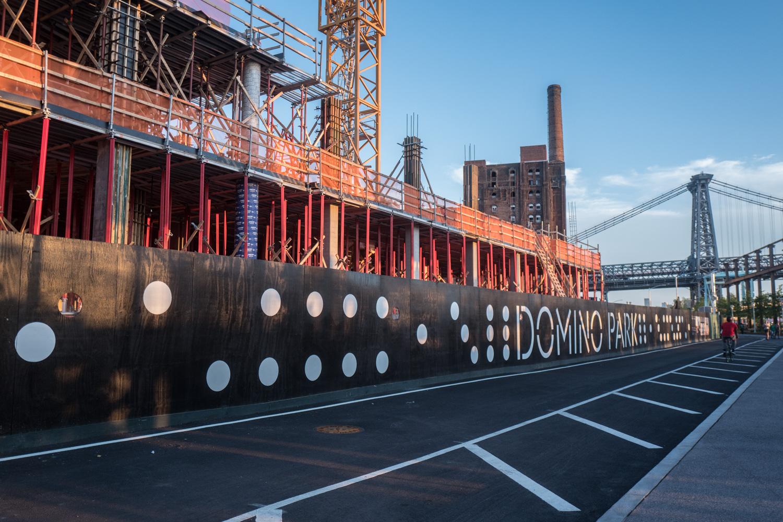d18ef7db0f Apre Domino Park a New York, le immagini | Artribune