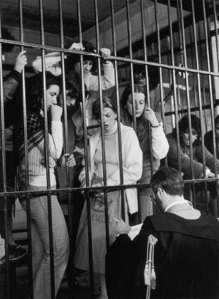 Giovanna Borgese, Le ragazze terroriste. Le ragazze di Prima Linea, 1981