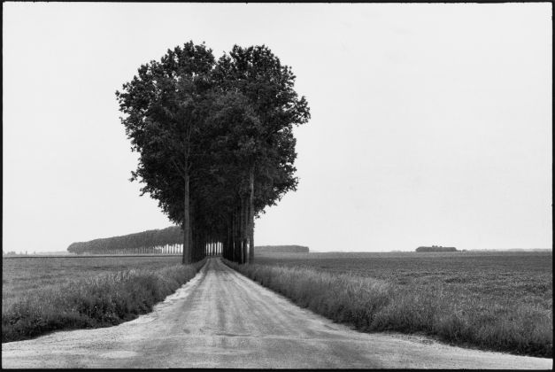 Henri Cartier-Bresson, Brie, France, 1968, credit Henri Cartier-Bresson Magnum Photos