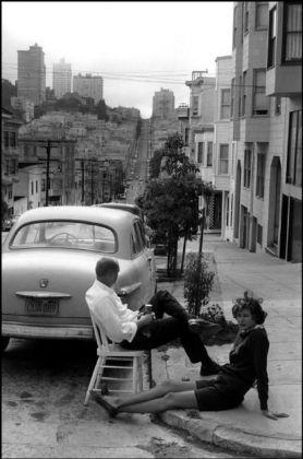 Henri Cartier-Bresson, San Francisco, USA, 1960 © Henri Cartier-Bresson _ Magnum Photos
