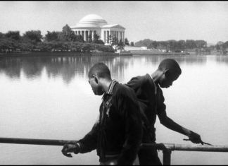 Henri Cartier-Bresson, Washington DC, USA, 1957 © Henri Cartier-Bresson _ Magnum Photos