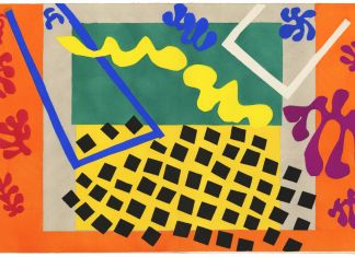 Henri Matisse, I Codomas, da Jazz, Tériade Editore, Parigi 1947, Kunstmuseum Pablo Picasso Münster © Succession H. Matisse S.I.A.E 2018
