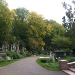 Highate Gardens, Londra. Photo Claudia Zanfi