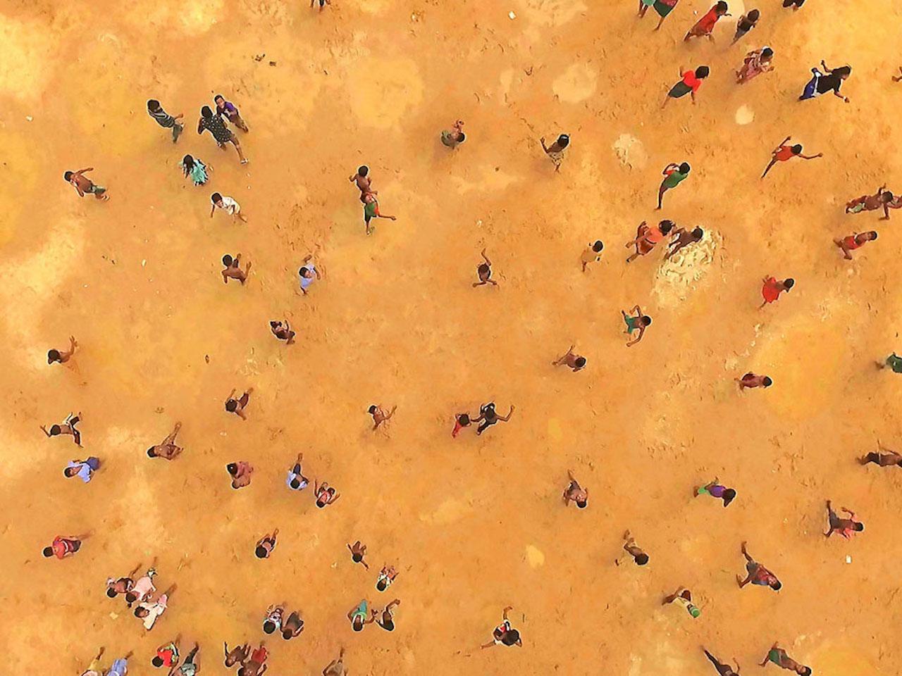 Human flow, Ai Wei Wei