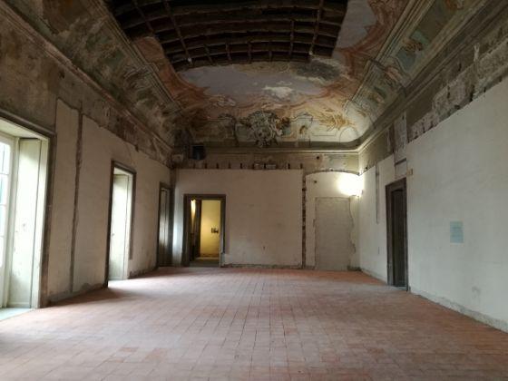Manifesta 12, Palazzo Butera, Renato Leotta, Giardino. Installation view. Ph. Desirée Maida