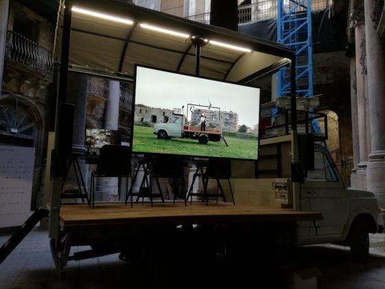 Manifesta 12, Palazzo Costantino, installation view. Ph. Desirée Maida