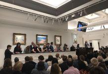 Aste Christie's e Sotheby's giugno 2018