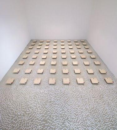 Installazione Obfuscation - Markus Butkereit Bazis 2018 (courtesy of the artist)