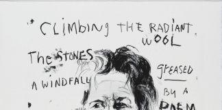 Jim Dine, dalla cartella dell'artista, Diana, 2012. Edizione dell'artista