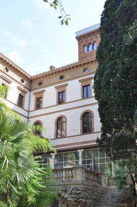 Villa Blanc, Roma