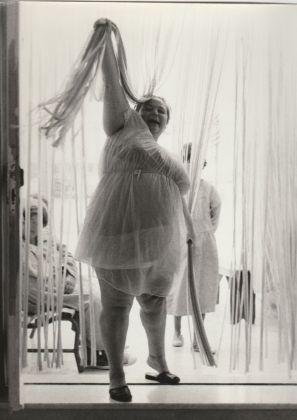 Lori Sammartino, dalla serie Iconografia ed espressività degli stati psicopatologi, 1968