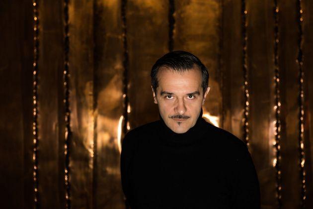 Luca Massimo Barbero. Photo Alessandro Moggi