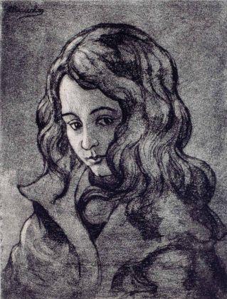 Luigi Russolo, I Capelli di Tina