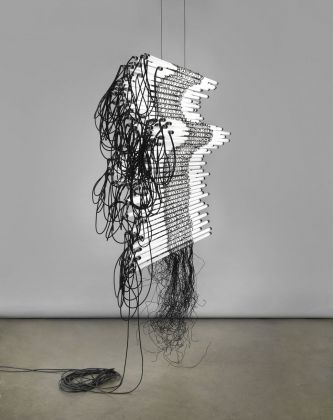 Monica Bonvicini, Bent and Fused, 2018. Photo Jens Ziehe © the artist & VG Bild-Kunst. MAXXI – Museo nazionale delle arti del XXI secolo, Roma. Monica Bonvicini, by SIAE 2018