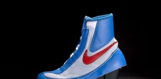 Machomai sneaker boot by Nike