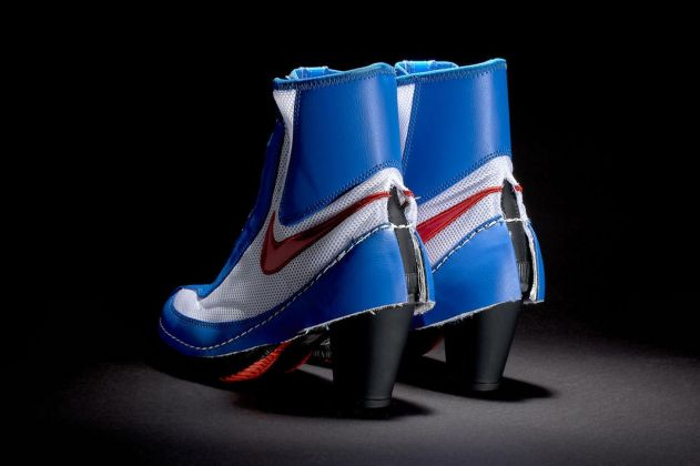 Machomai sneaker boot by Nike