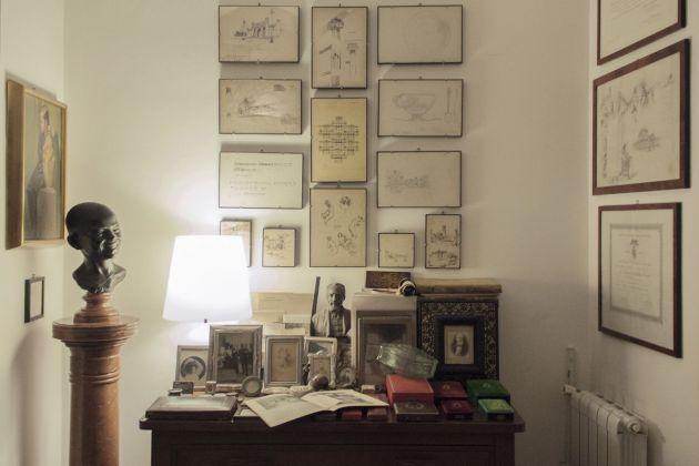 Manifesta 12. Basile Archive. Palermo Atlas (c) OMA