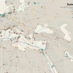 Manifesta 12. Sistema mediterraneo dei flussi. Palermo Atlas (c) OMA