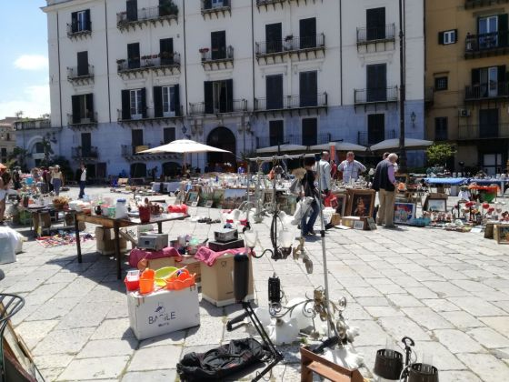 Mercato di Piazza Marina, Palermo, photo Desirée Maida