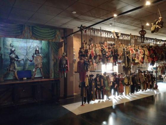 Museo delle Marionette, Palermo, photo Desirée Maida
