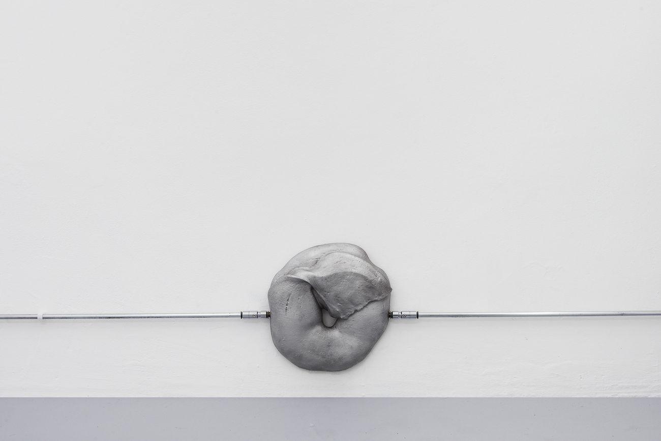 Nicolas Deshayes. Lupa. Exhibition view at Basement, Roma 2018. Courtesy the artist & Stuart Shave_Modern Art. Photo Roberto Apa