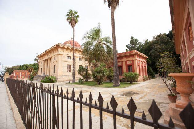 Orto Botanico, Palermo. (c) Manifesta. Photo CAVE Studio