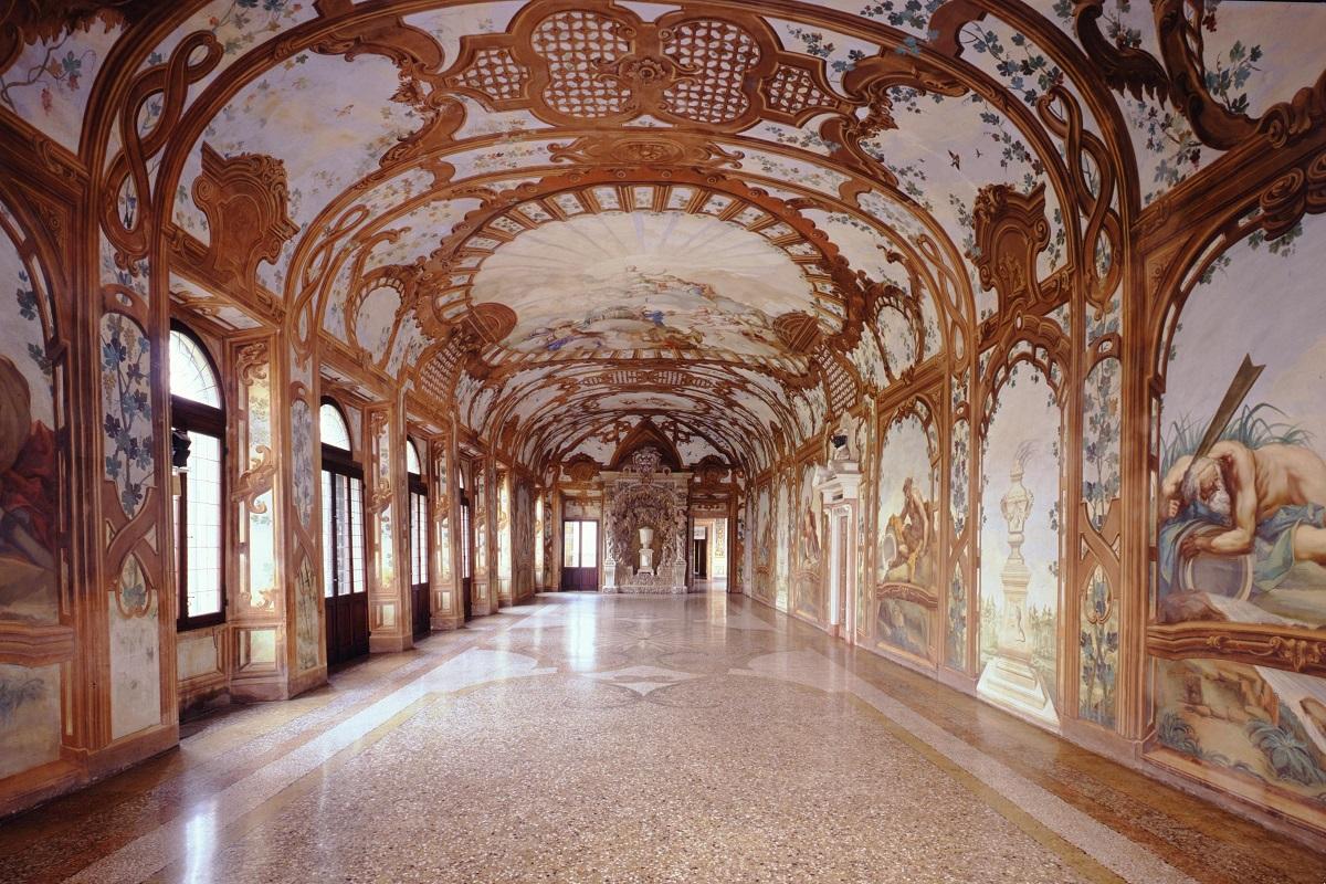 Palazzo Ducale, Mantova, sala dei fiumi