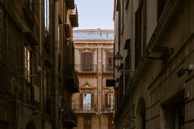 Palermo, Kalsa (c) Manifesta. Photo by CAVE Studio
