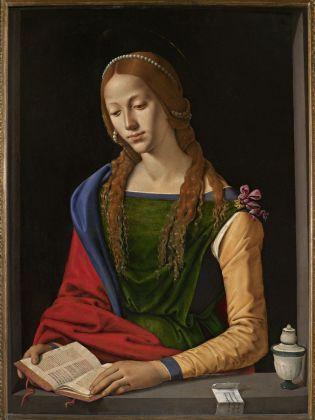 Piero di Cosimo, Maddalena. Roma, Gallerie Nazionali Barberini Corsini