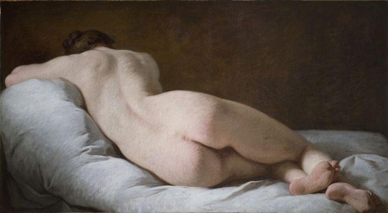 Pierre Subleyras, Nudo femminile di schiena. Roma, Gallerie Nazionali Barberini Corsini